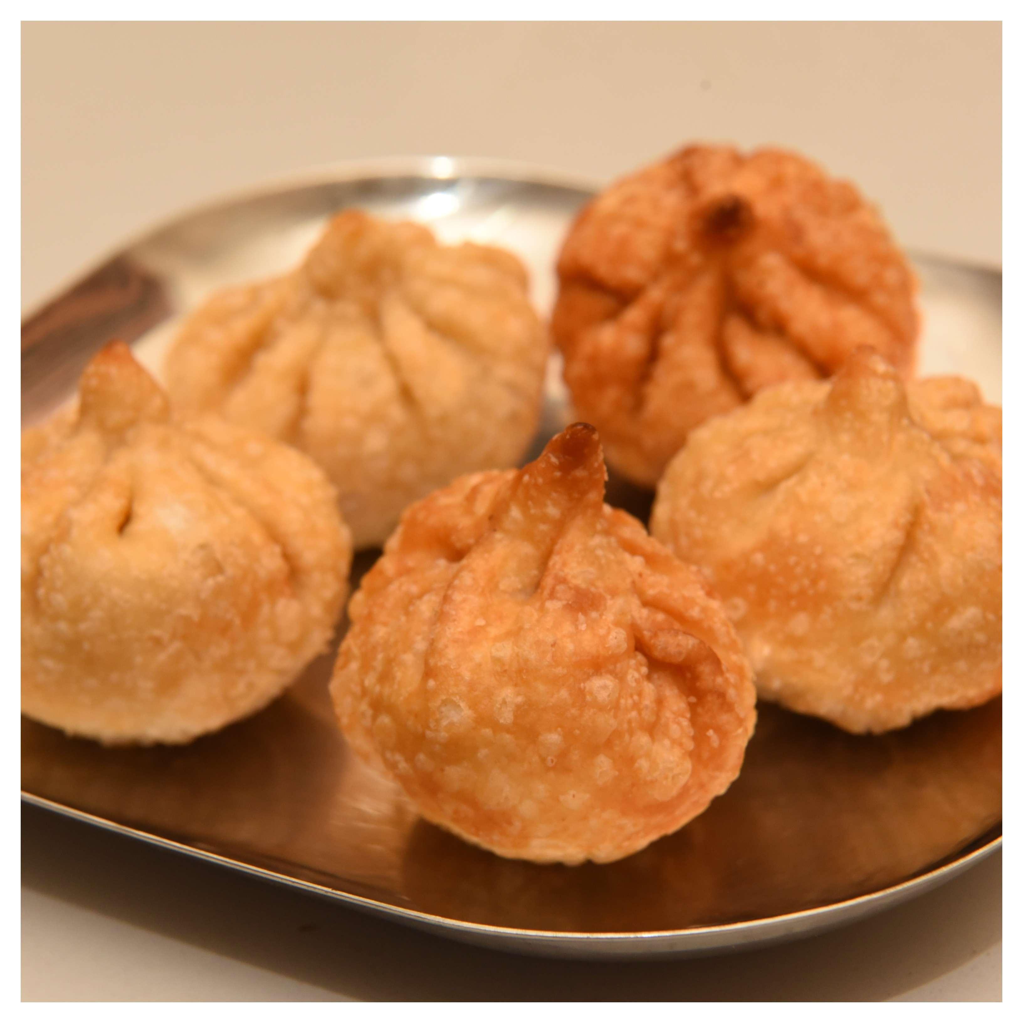 Fried modak (1)