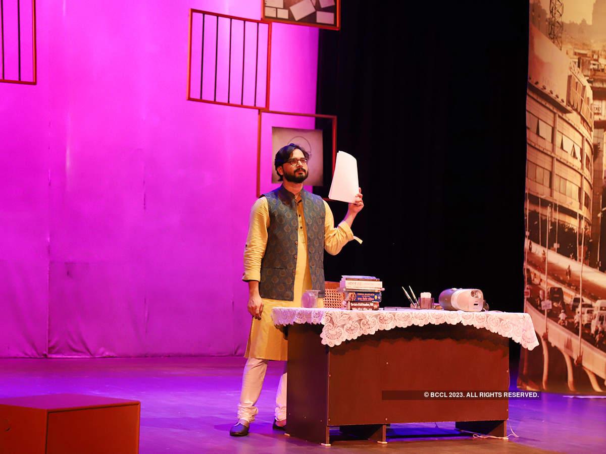 When Lucknowites met a 'framed' terrorist at BNA