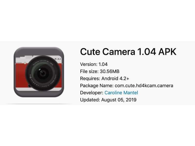 Cute Camera 1 04 | Gadgets Now