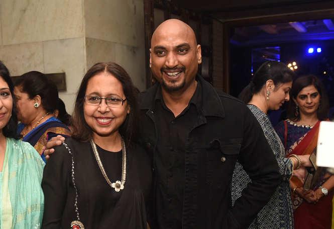 Anju Modi and Samant Chauhan