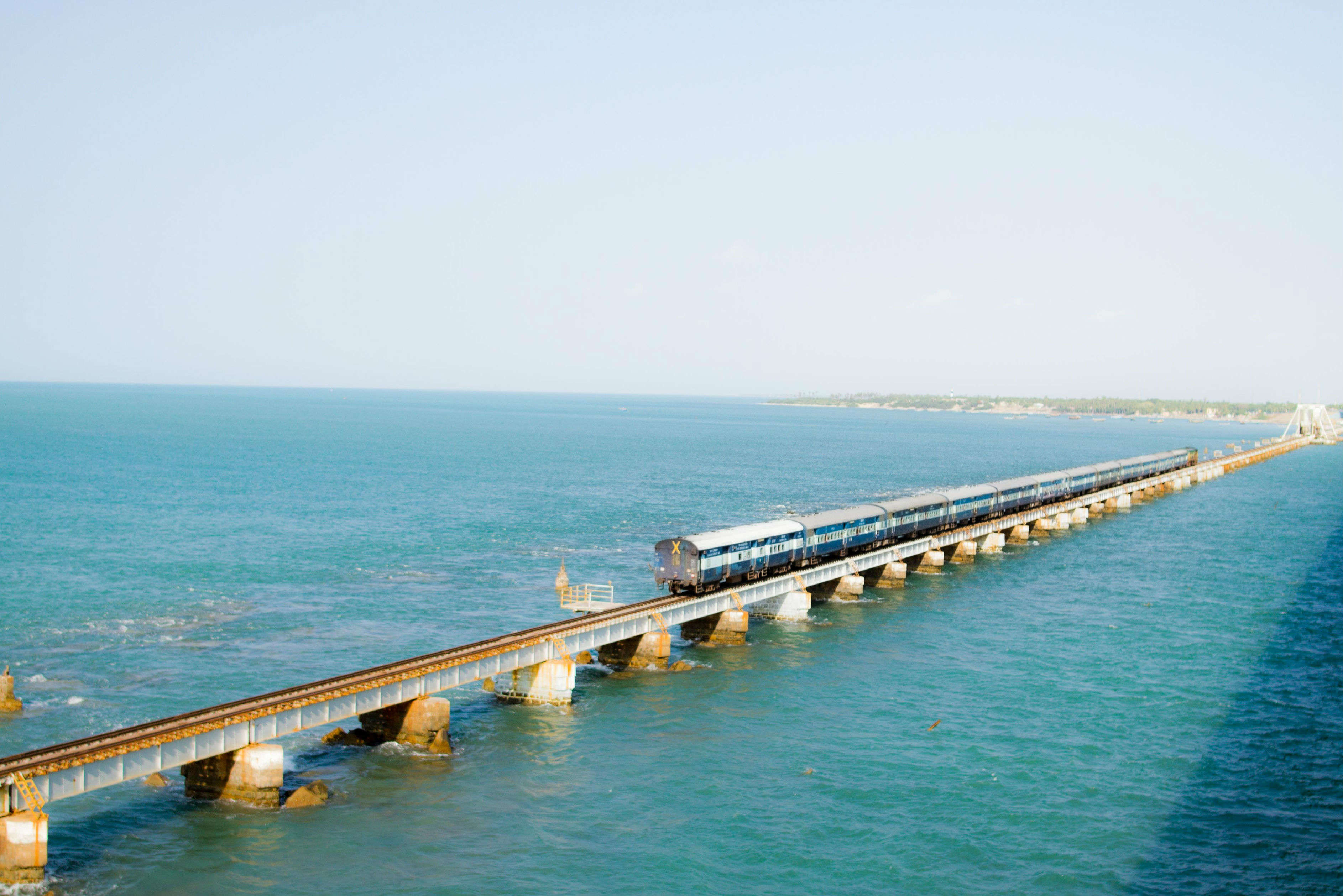 The fascinating Pamban Bridge, and the holy town of Rameshwaram, Tamil Nadu  - Times of India Travel