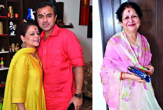 (L) Sivanka and Karan Chanda (R) Uma Mishra (BCCL/ Vishnu Jaiswal)