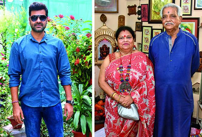 (L) RP Singh (R) Sangeeta Das and AK Raj Gupta (BCCL/ Vishnu Jaiswal)