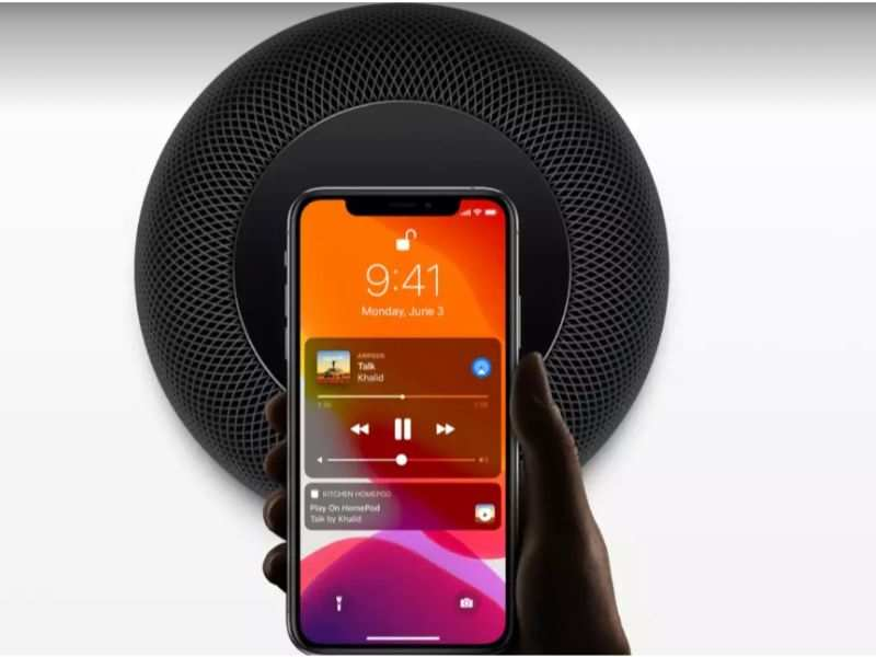 Apple HomePod Mini smart speaker powered by Siri | Gadgets Now