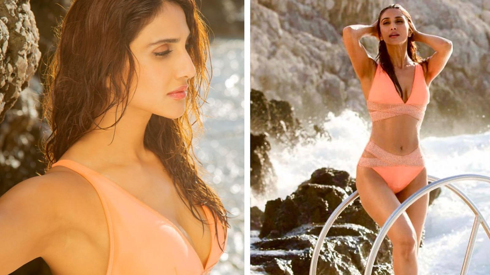 Hotness Alert! Vaani Kapoor sets the internet on fire with her stunning pictures