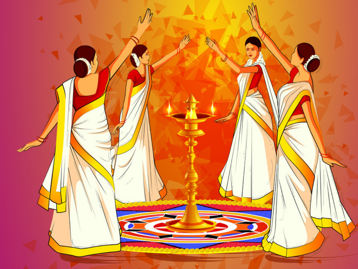 Onam Wishes and Messages