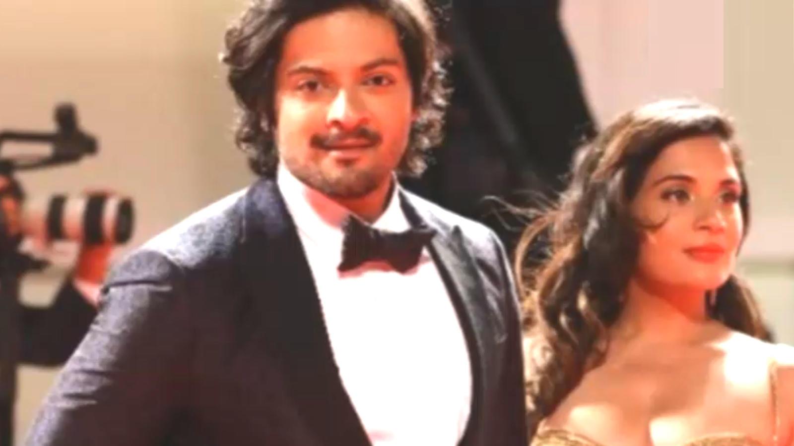 Is Richa Chadha getting married to Ali Fazal?