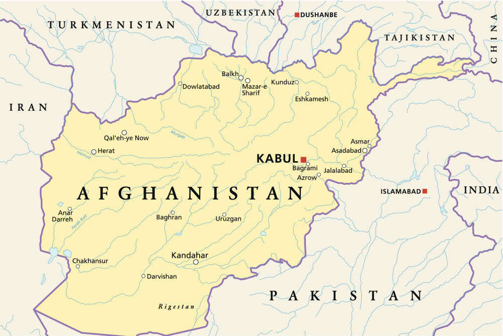Does Afghanistan Have A Link With Mahabharata Times Of India Travel