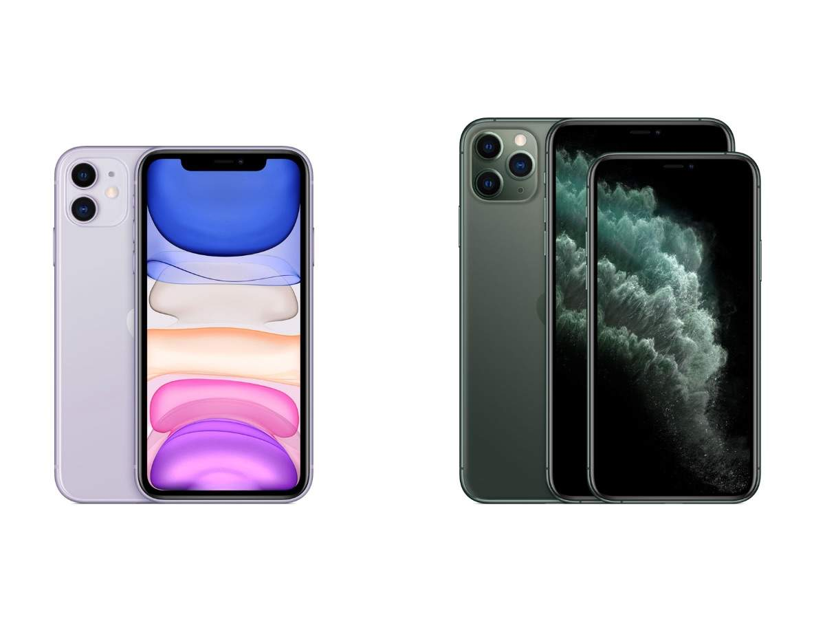 Apple Iphone 11 Iphone 11 Pro Iphone 11 Pro Max Launched