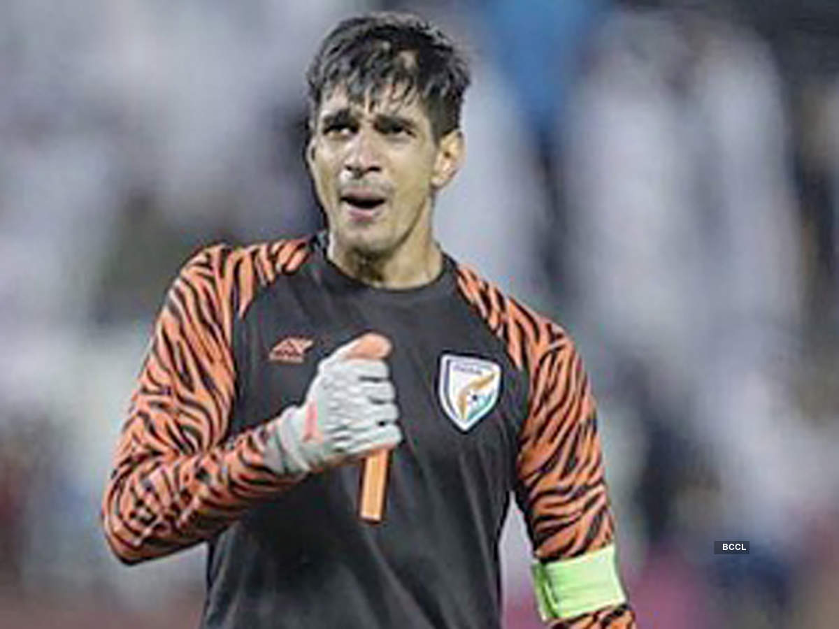 How Gurpreet Singh Sandhu helped India draw the match against Qatar