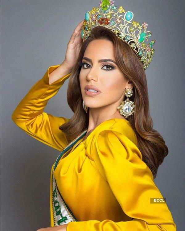 Sonia Hernandez crowned Miss Earth Spain 2019