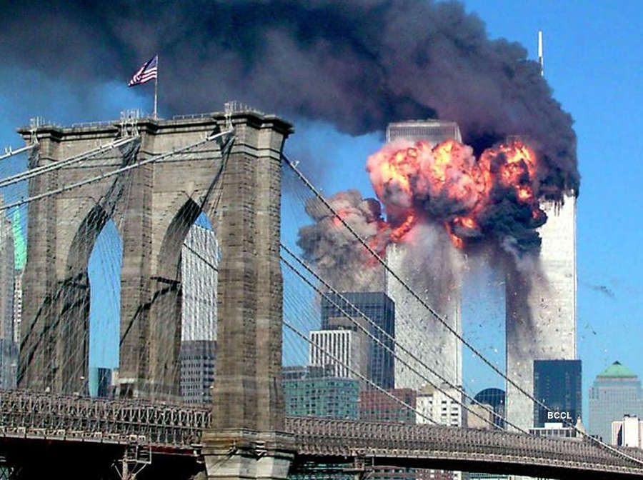 These shocking pictures of 9/11 terror attacks can still give you the chills after 18 years