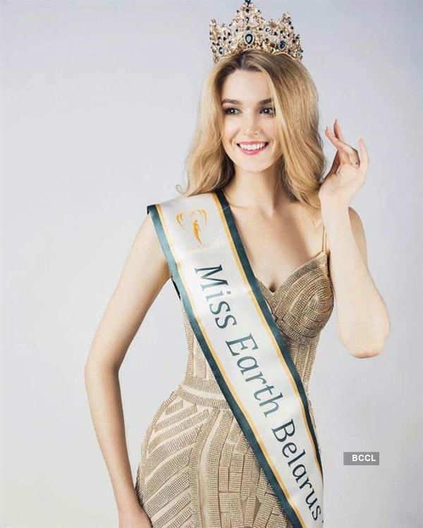 Alice Manenok crowned Miss Earth Belarus 2019