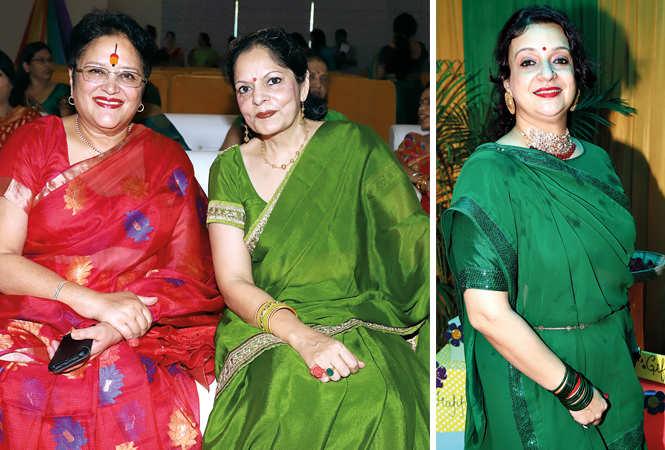(L) Manjula and Chitra (R) Neetu Sapra (BCCL/ Aditya Yadav)