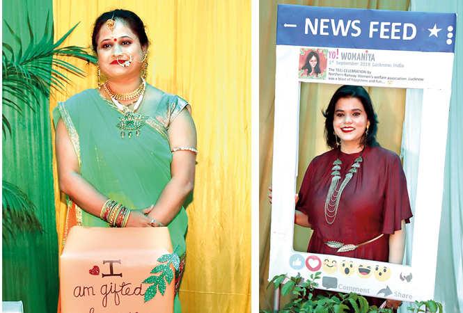 (L) Smriti Singh (R) Renu Pandey (BCCL/ Aditya Yadav)