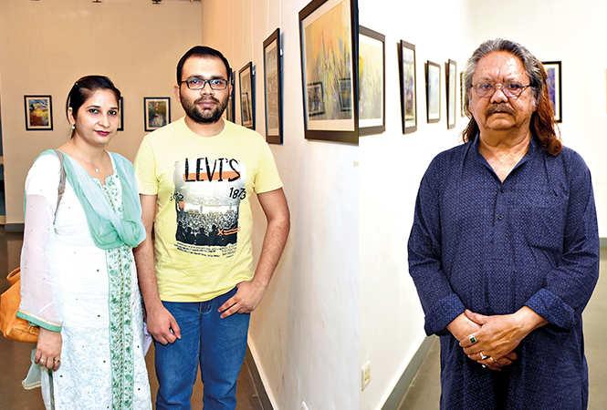 (L) Arif and Sana (R) Mohd Shakil (BCCL/ Vishnu Jaiswal)