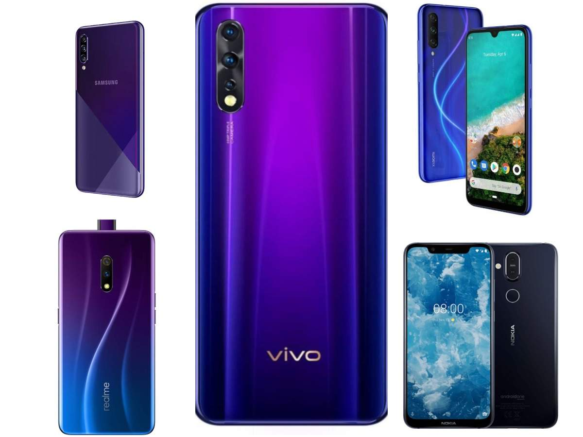 Vivo Z1X first sale in India today; Specifications and price