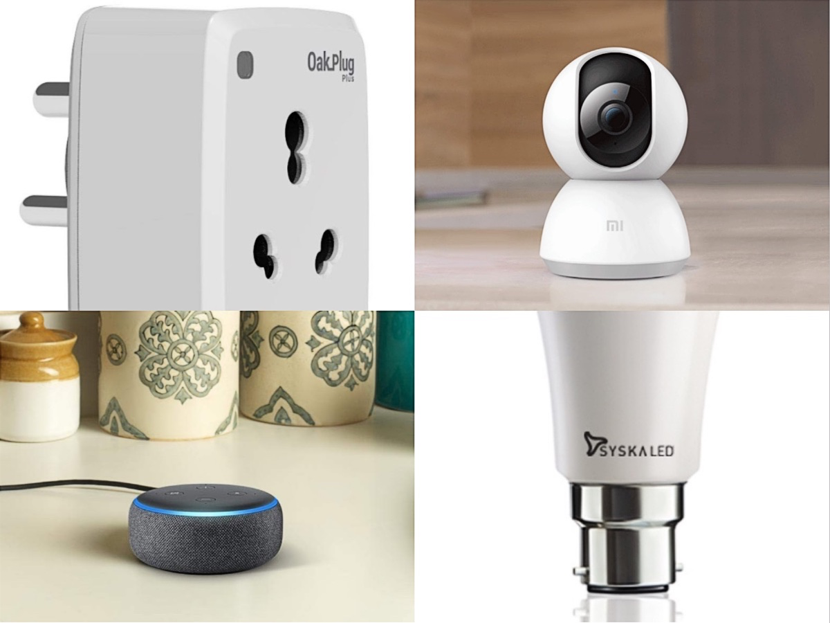 12 gadgets priced under Rs 5,000 to turn your home into a 'smart-home'