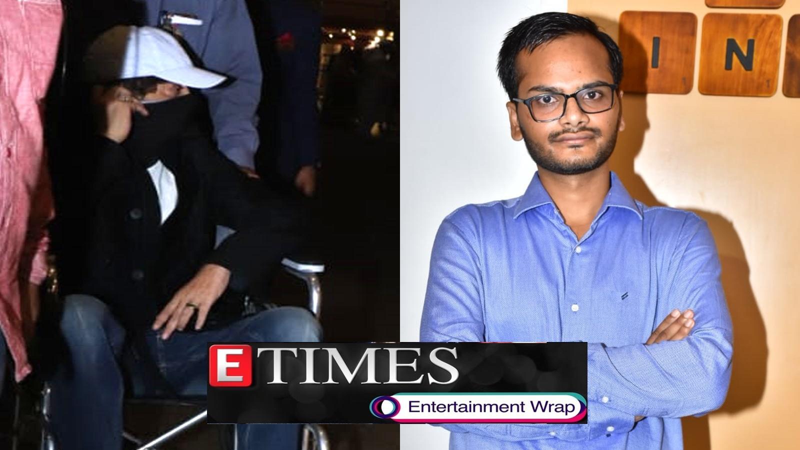 Irrfan Khan avoids paparazzi as he returns to Mumbai; Meet the first crorepati of 'Kaun Banega Crorepati 11,' and more