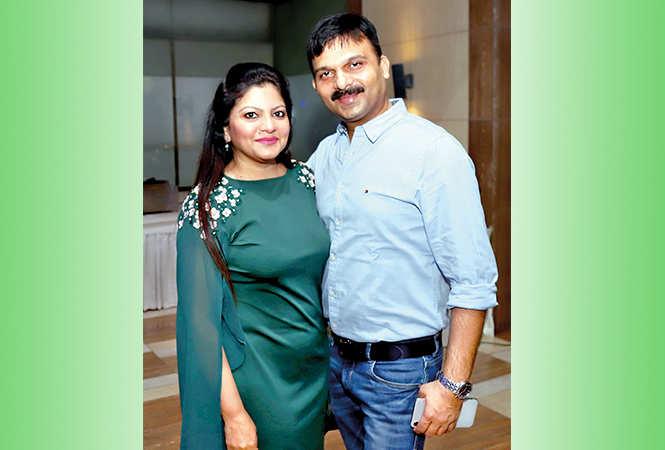 Surabhi and Vivek Gupta   (BCCL/ Aditya Yadav)