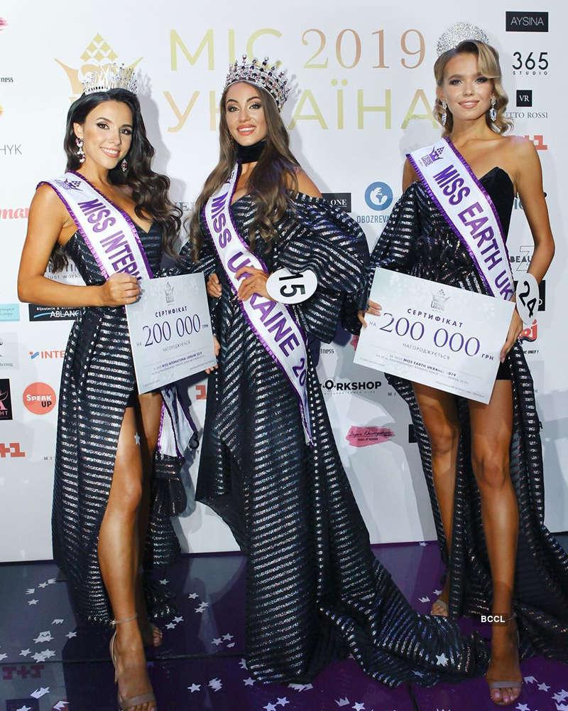 Margarita Pasha crowned Miss Ukraine 2019