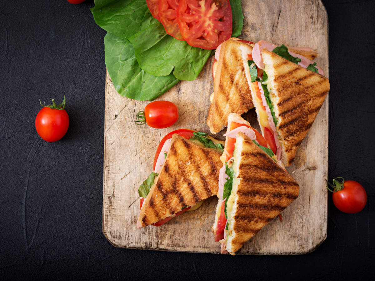 10 easy sandwich recipes for bachelors