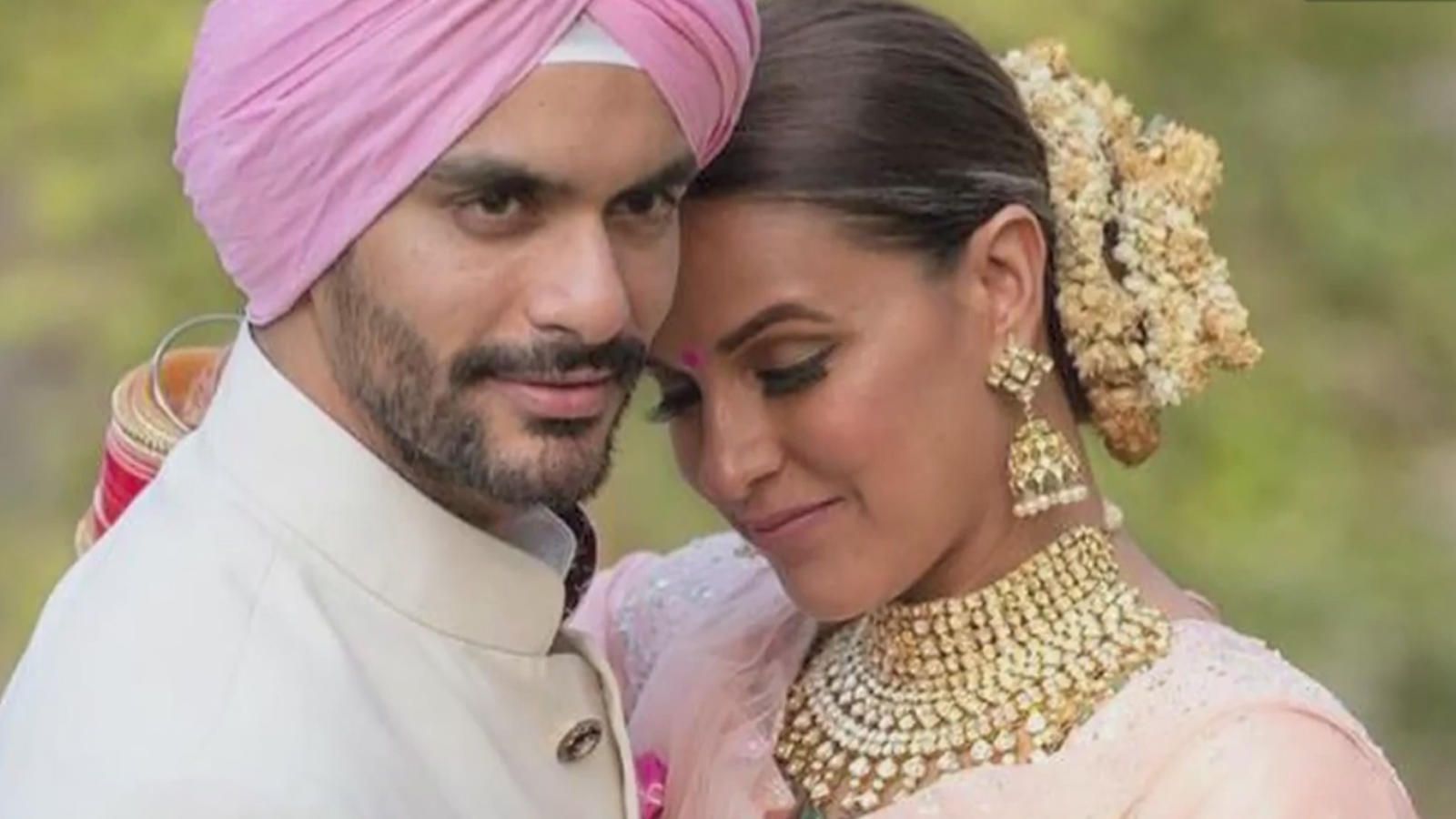 Angad Bedi opens up on keeping his marriage a secret affair