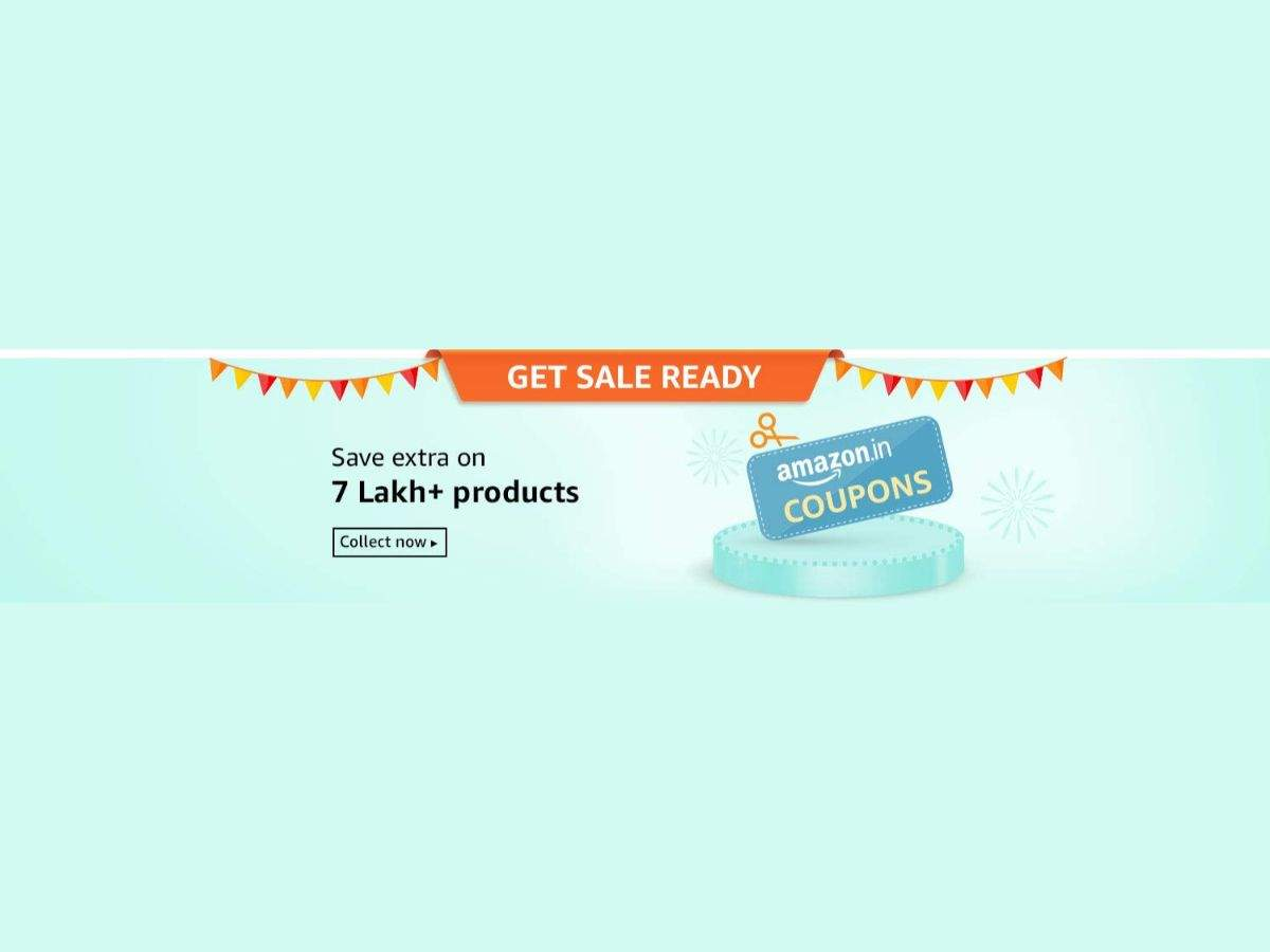 Amazon is also offering special discount coupons on over 7 lakh products