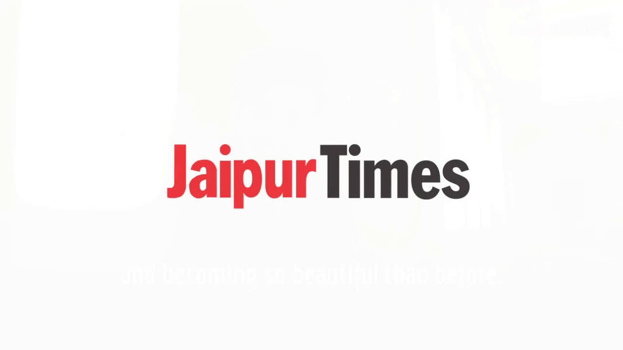 """""""Happy to see Jaipur progressing rapidly,"""" says actor Aniruddh Dave"""