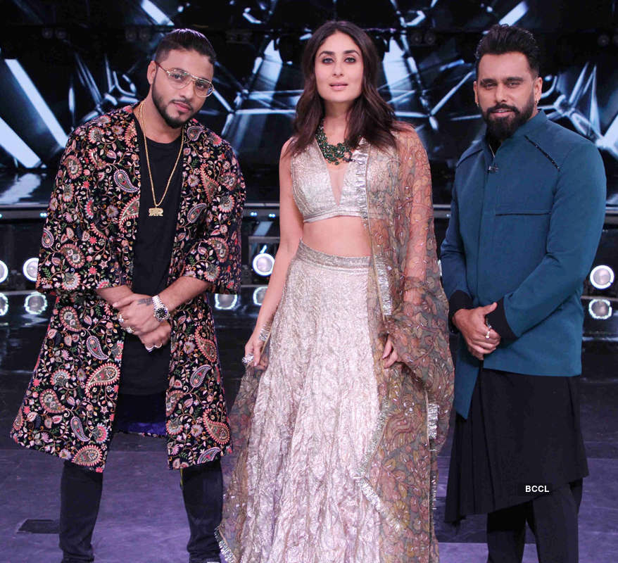 Dance India Dance 7: On the sets