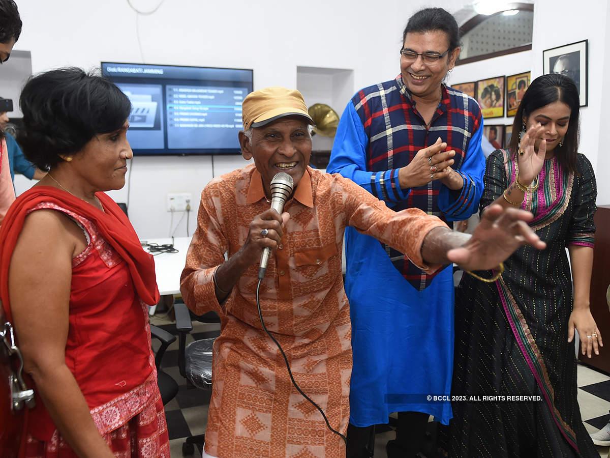 Team 'Gotro' grooved to Rangabati