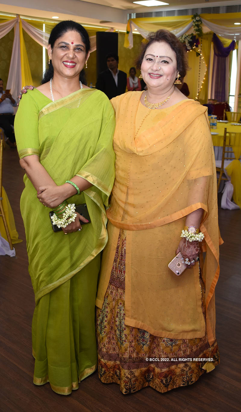Fun, fervour and festivity at this Teej Party
