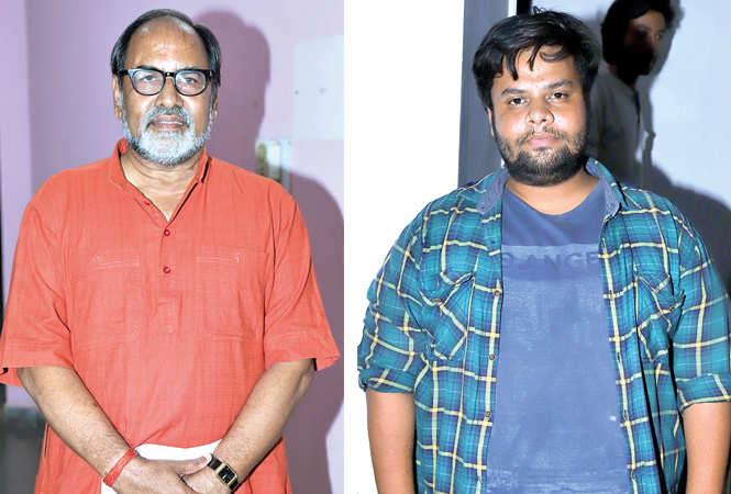 (L) Gopal Sinha (R) Ahmad Raza Khan (BCCL/ Aditya Yadav)