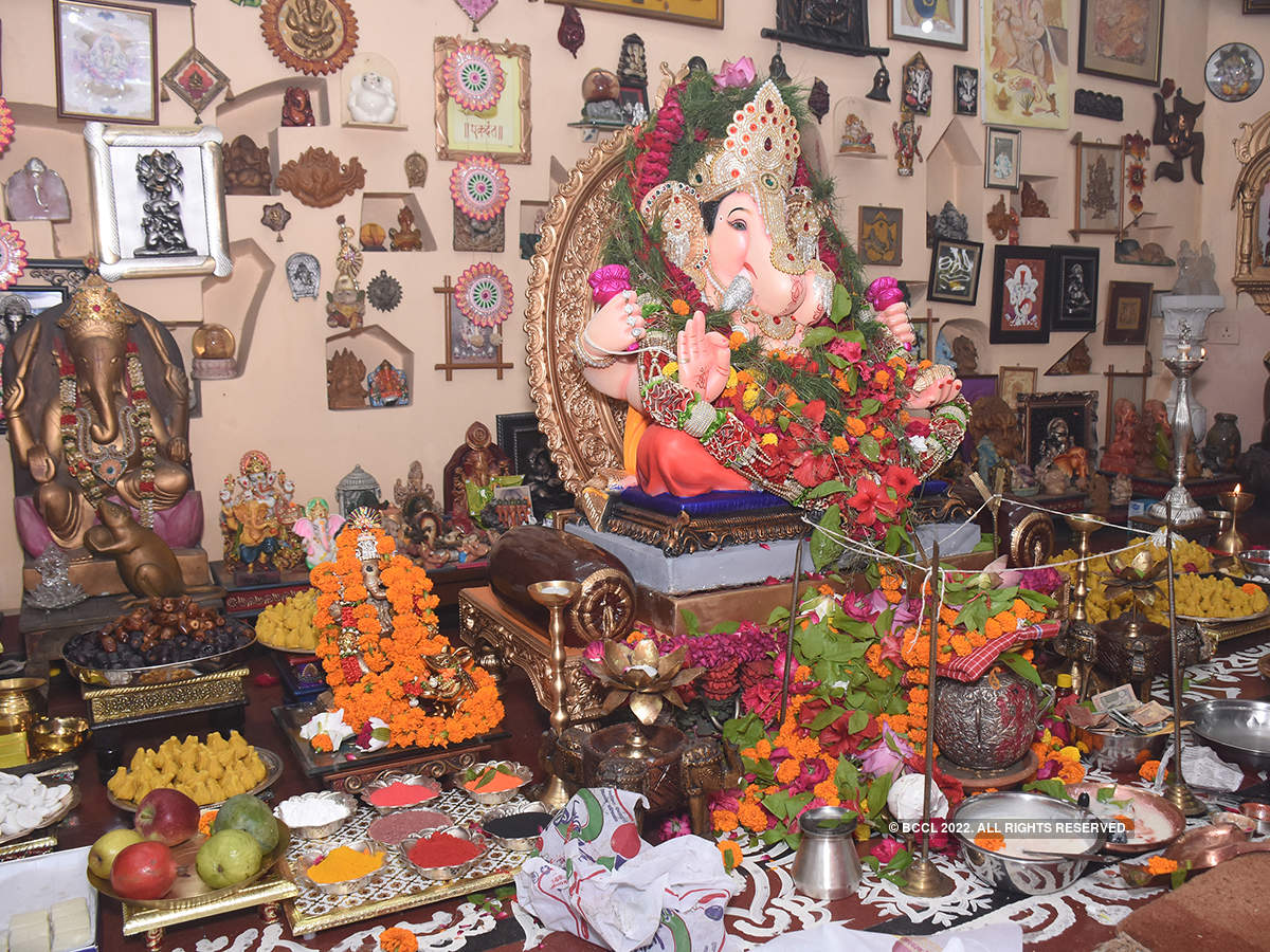 Grand Ganesh Chaturthi celebrations in Lucknow
