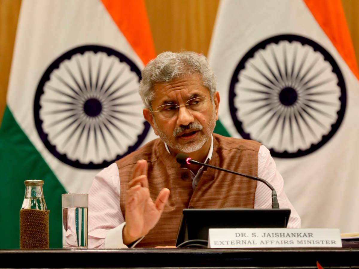 POK हमारा है और जल्द भारत का हिस्सा होगा: विदेश मंत्री एस जयशंकर