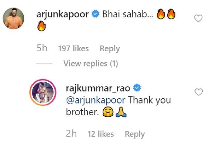 Rajkummar Arjun