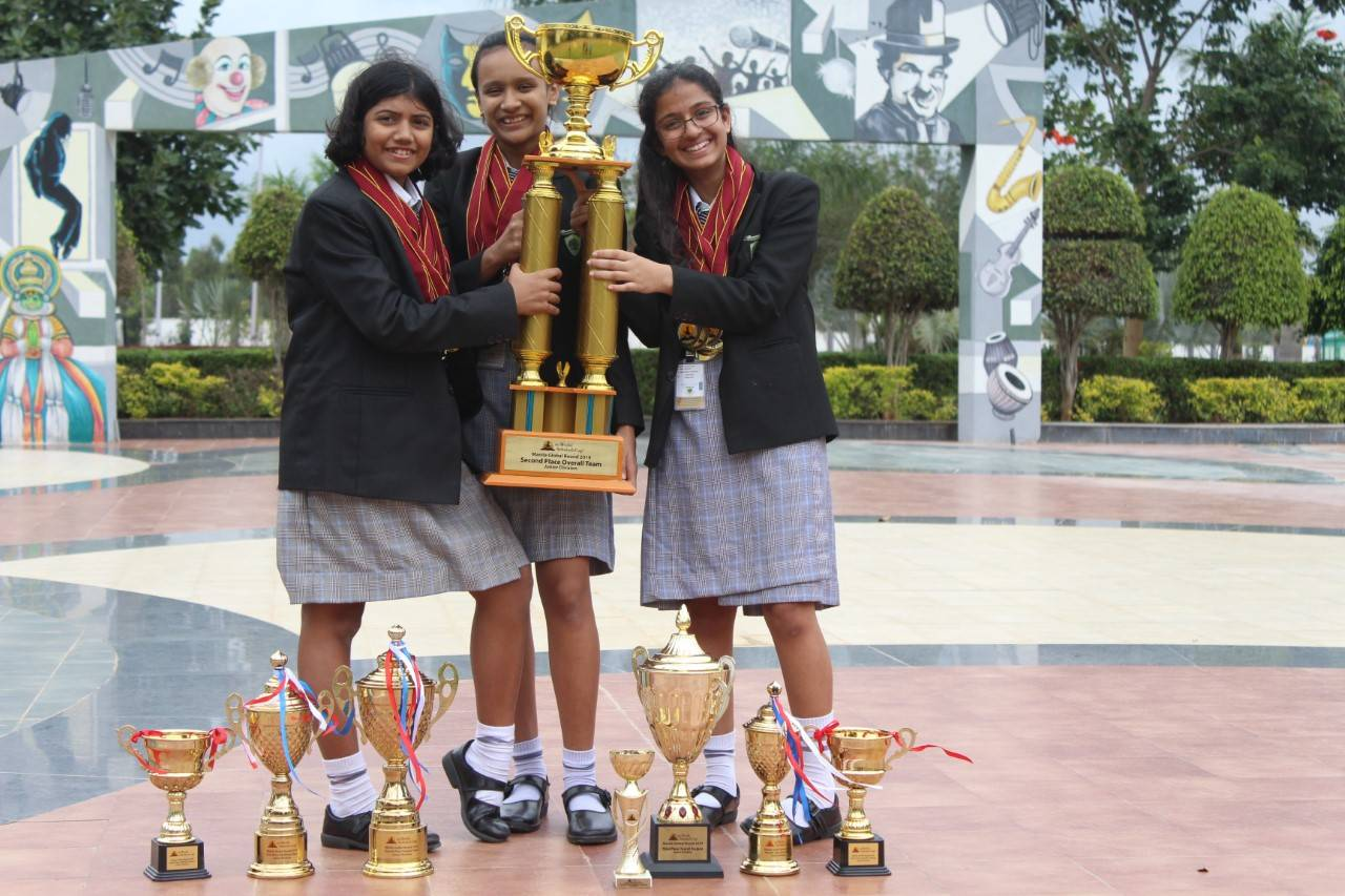 Bengaluru school bags second position at World Scholar's Cup in Philippines