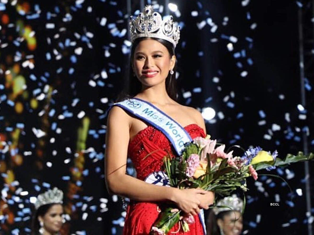 Michelle Dee crowned Miss World Philippines 2019