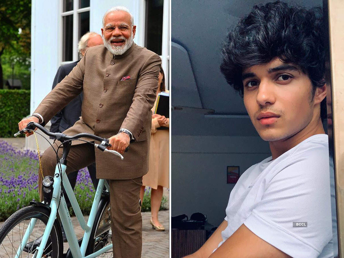 Abhay Verma to play young Narendra Modi in Sanjay Leela Bhansali's movie 'Mann Bairagi'