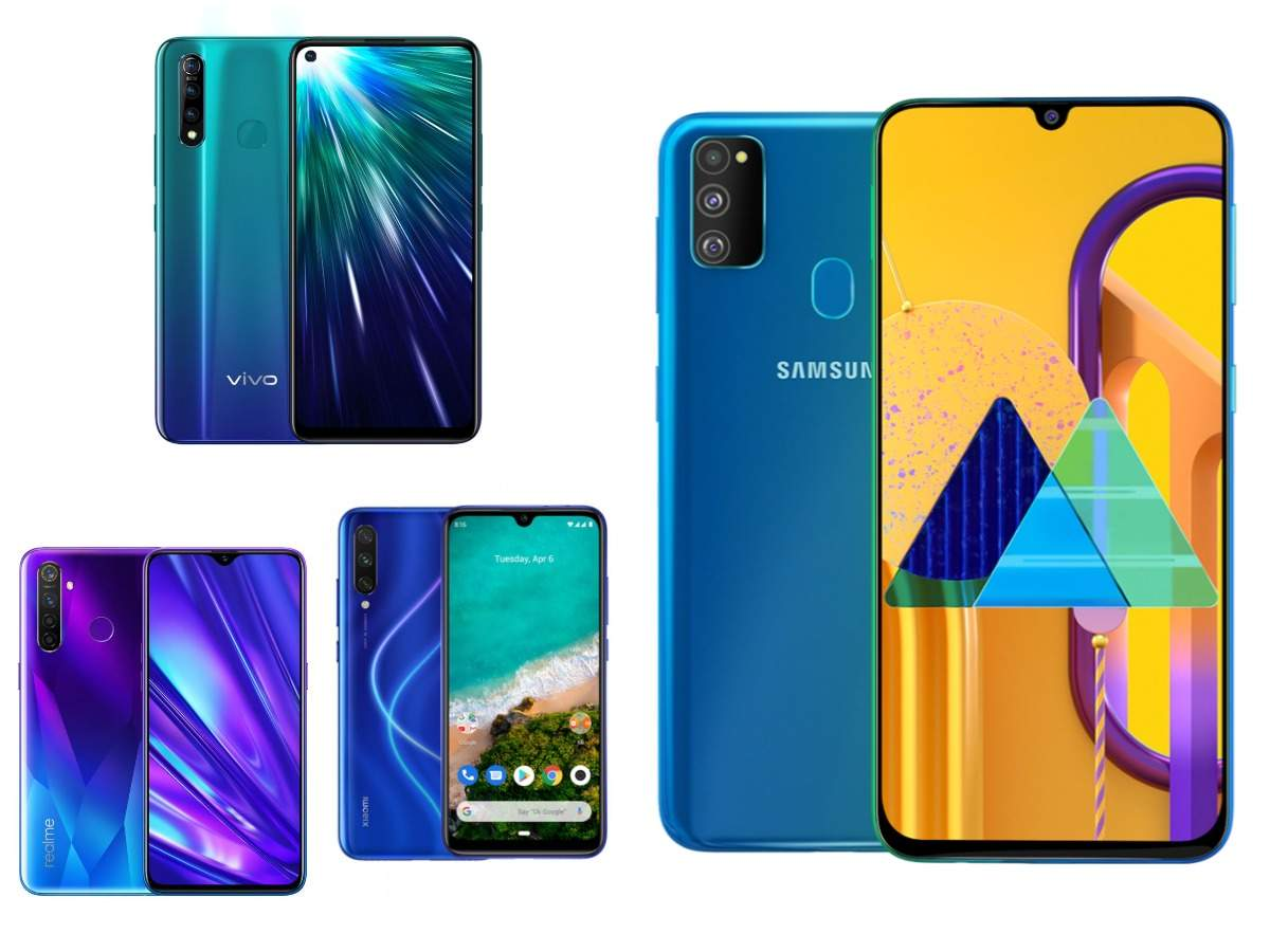 Samsung launches Galaxy M30s, biggest battery smartphone in India: How it compares to Realme 5 Pro, Xiaomi Mi A3 and Vivo Z1 Pro