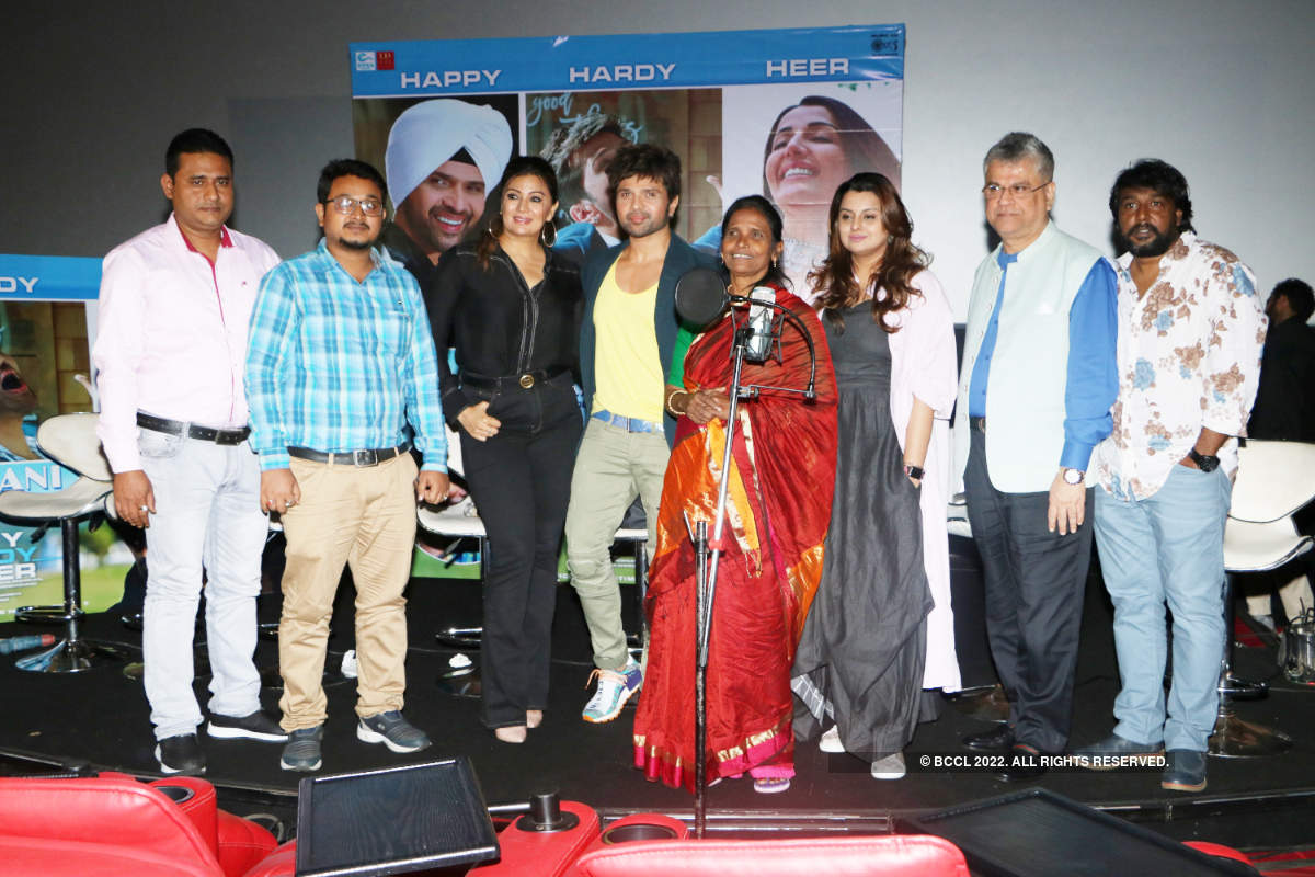 Happy Hardy and Heer: Song launch
