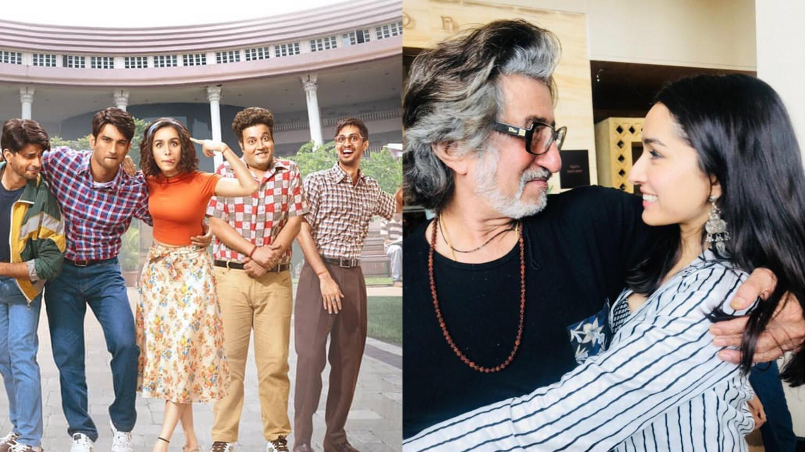 Shakti Kapoor cries after watching daughter Shraddha Kapoor's 'Chhichhore'