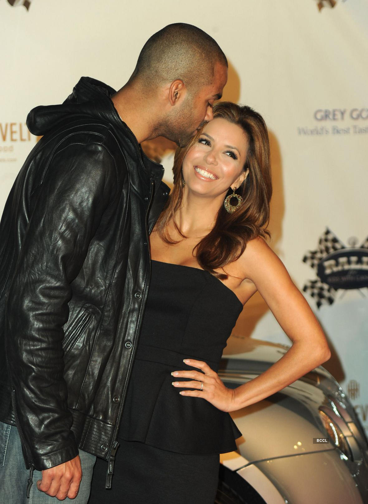 20 basketball players whose famous WAGs will steal your hearts
