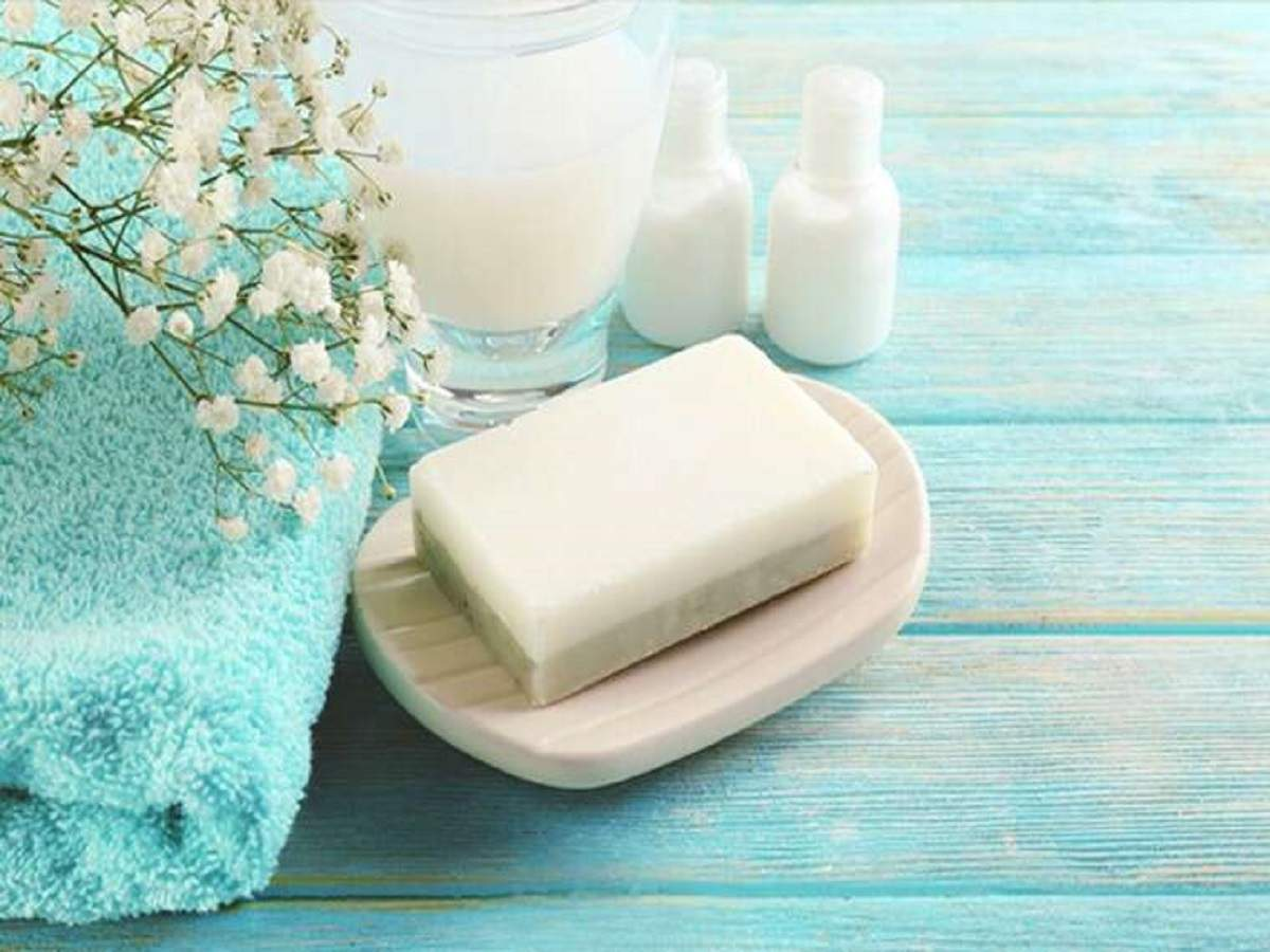 Organic Soaps: Experience the herbal way of bathing