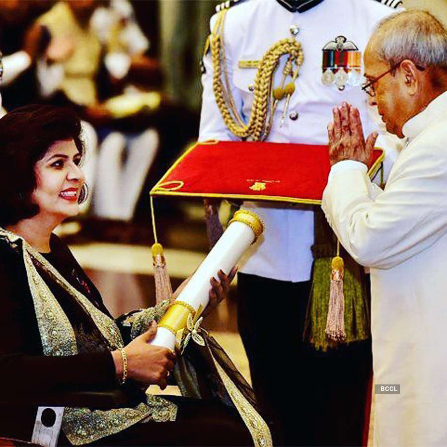 Life in pictures of retired Paralympic silver medallist Deepa Malik