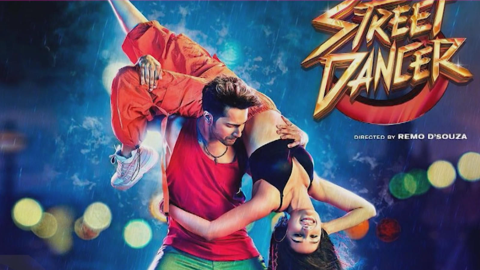 Varun Dhawan takes up the responsibility of providing support to the street dancers