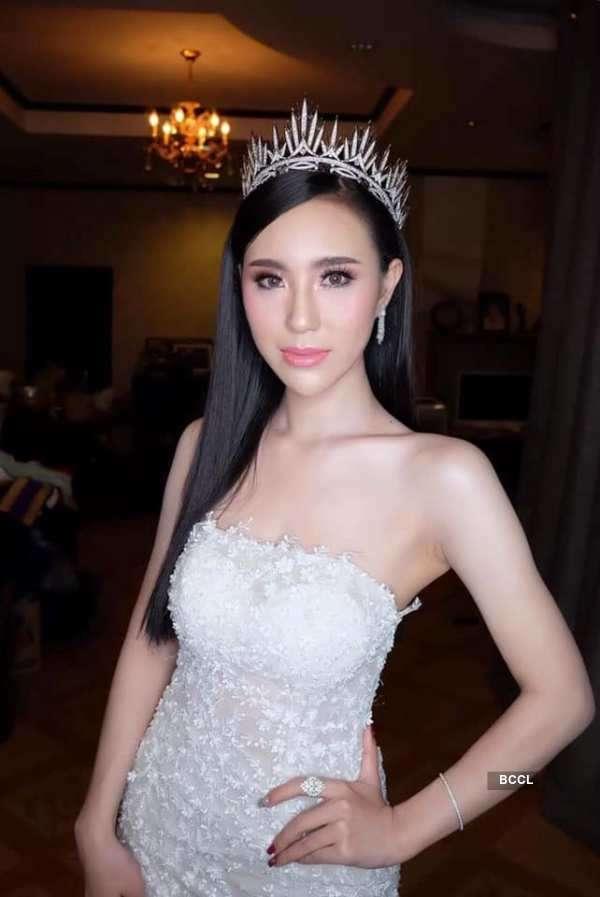 Poulatda Saiydonekhong wins Miss Supranational Laos 2019
