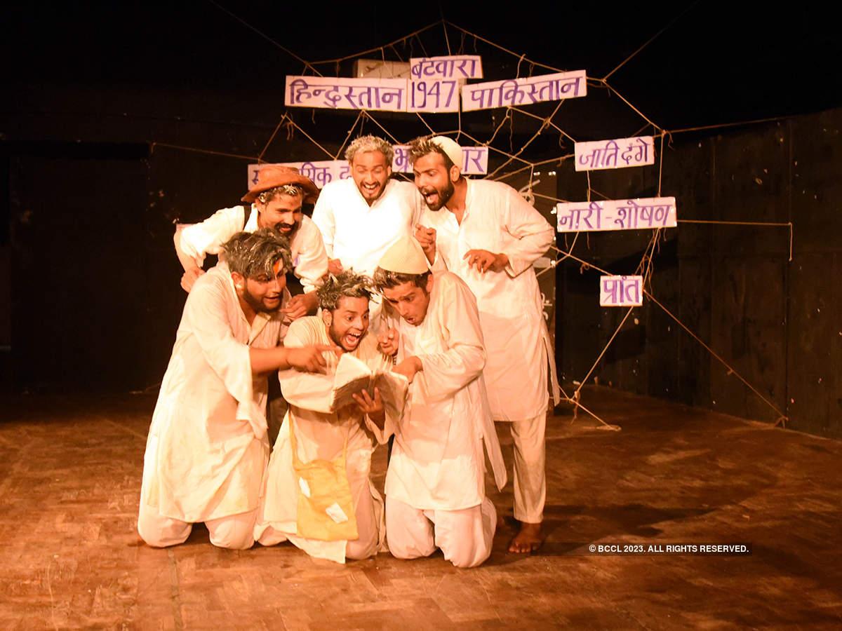 Ishwar Allah Tera Naam: A play