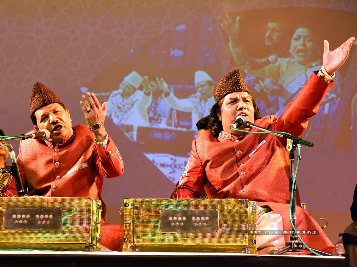 A festival celebrating the spirit of qawwali