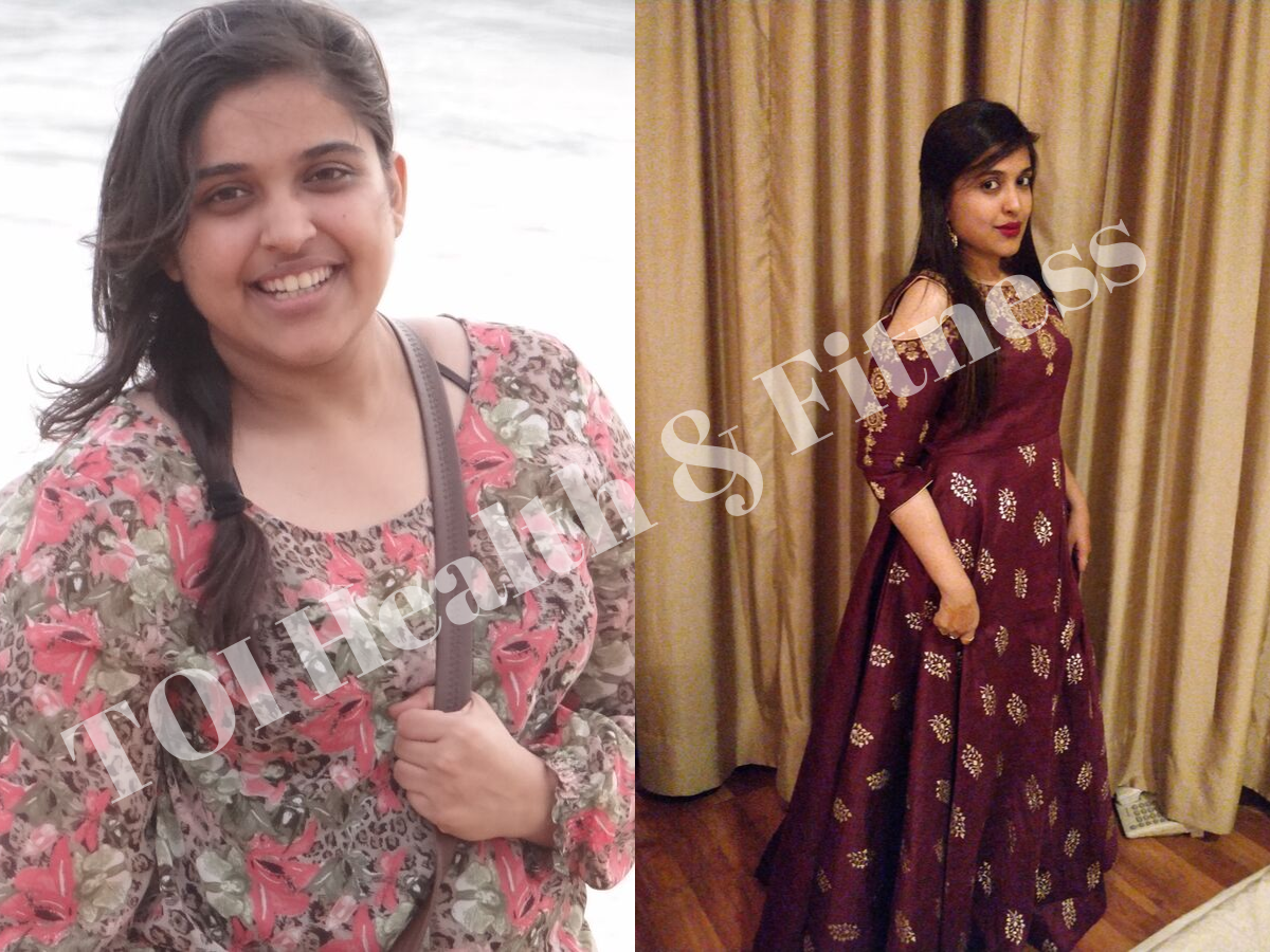 """Weight loss story: """"I weighed 92.5 kilos and my boyfriend told me that he did not want me to die!"""""""